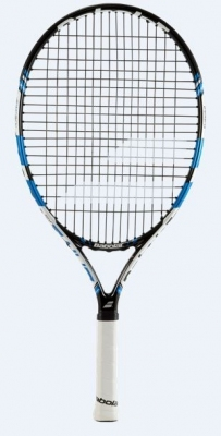 rakieta teinisowa BABOLAT 2015 PURE DRIVE JUNIOR 21 BLACK/BLUE